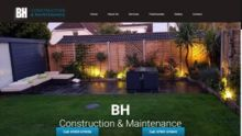 BH Construction - Landscaping Services Poole