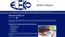 Eleko Ltd - Electrician & Equestrian Arena Lighting